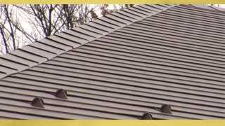 ABC Seamless Steel Roof