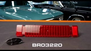 OPGI Product Spotlight: 1964 Riviera Tail Lamp Lens