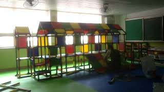 어린이놀이방 어린이놀이터 병설유치원