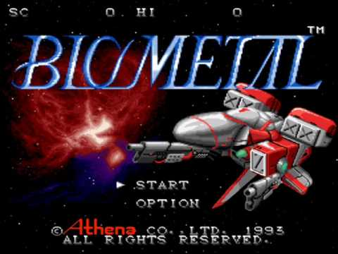 Bio Metal Theme