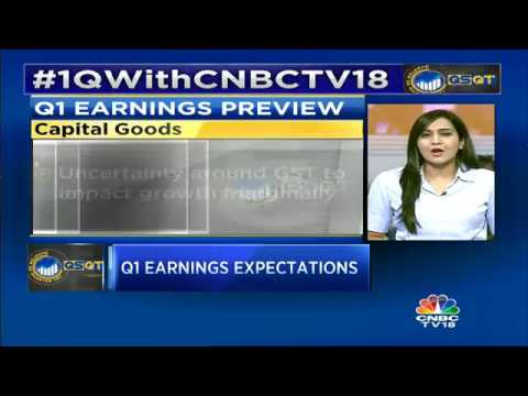Infra Companies, Capital Goods Sector Q1 Expectations