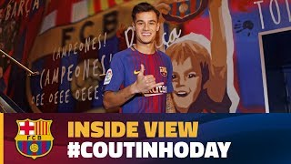 Download Video [BEHIND THE SCENES] 24 hours with Coutinho #CoutinhoDay MP3 3GP MP4