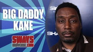 Big Daddy Kane Talks New Shoe Design, Current Rappers That Motivate Him and Fashion in Rap