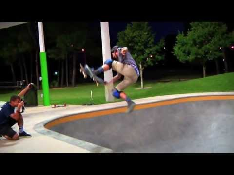 FIRST TUBE: Lakeland Florida Skatepark