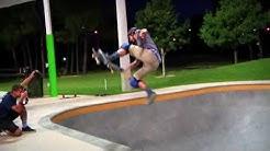 FIRST TUBE: Lakeland Florida Skatepark