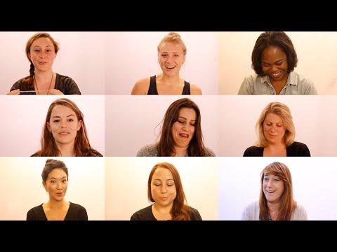 Women React To Online Dating Pick Up Lines (NSFW Language)