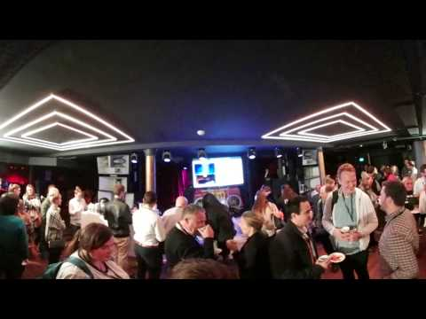 Morning coffee break 360 video at #LearnInbound