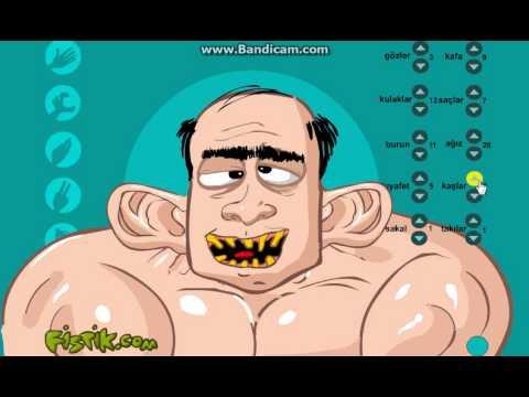 İnternet Oyunları #1 Adam Dövmece...