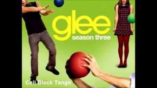 Glee - Cell Block Tango (Lyrics)