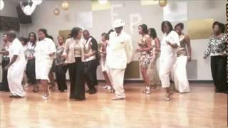 Step and Stomp Line Dance