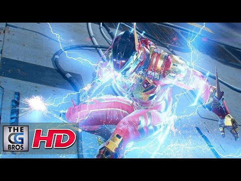 """CGI 3D Animated Reel: """"Hypersonic Flash Suit"""" - by Forma Disseny"""