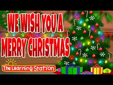 we-wish-you-a-merry-🎅-christmas-carols-for-children-🎅-kids-songs-by-the-learning-station
