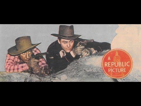 New Western Movie  Silver City Kid 1944