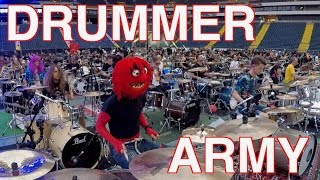 7 NATION DRUMMER ARMY