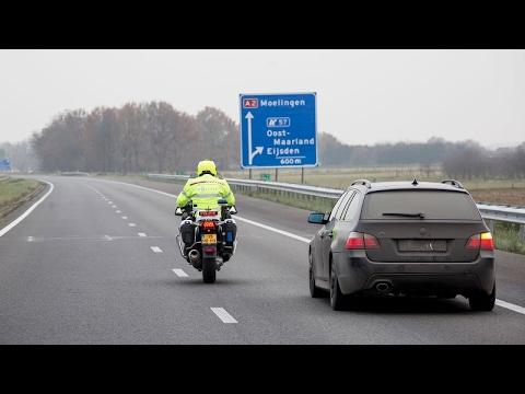 WEGMISBRUIKERS 2017- MOTORAGENT LAAT IEMAND ZONDER RIJBWEIJS GAAN