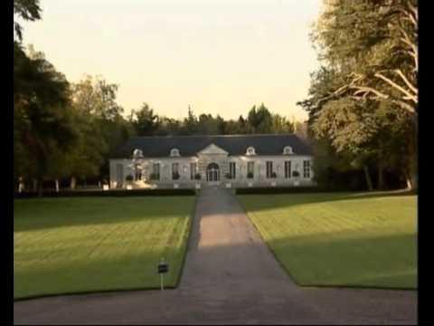 La création d\'un jardin à la française au coeur du parc de Cheverny ...