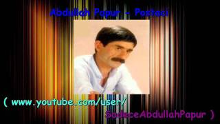Abdullah Papur - Postacı