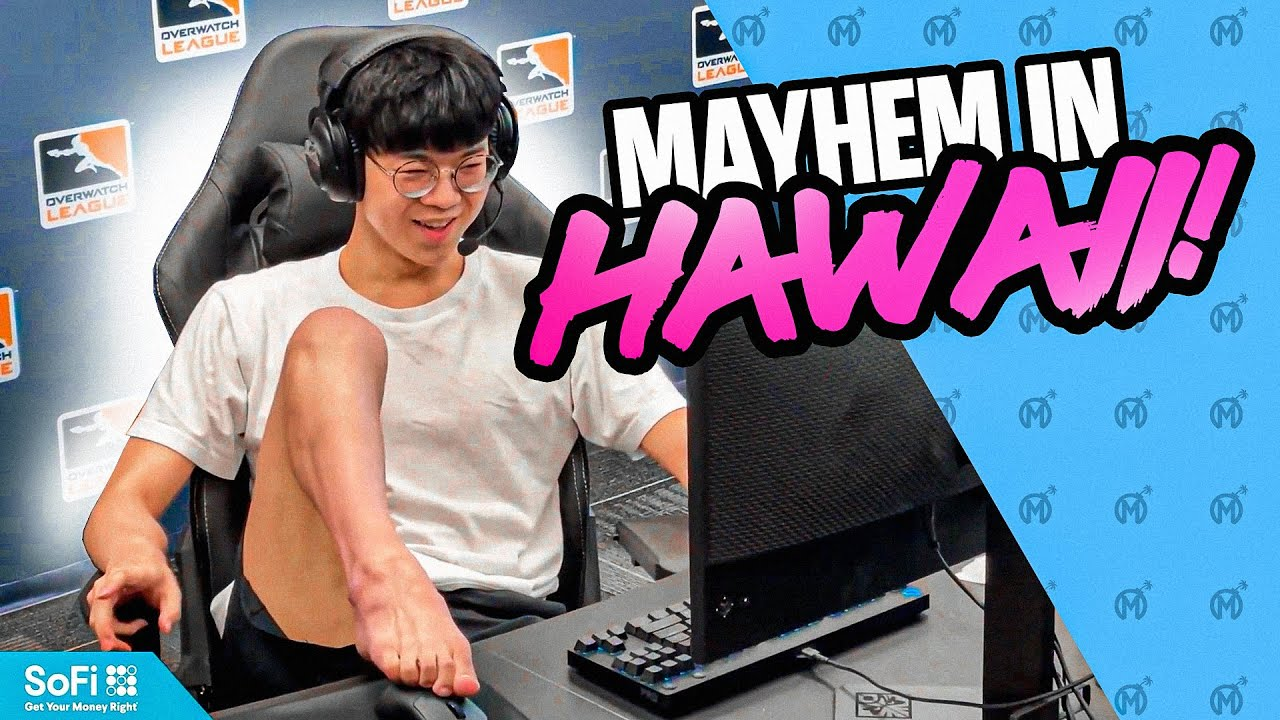 The Florida Mayhem in Hawaii *VLOG!*