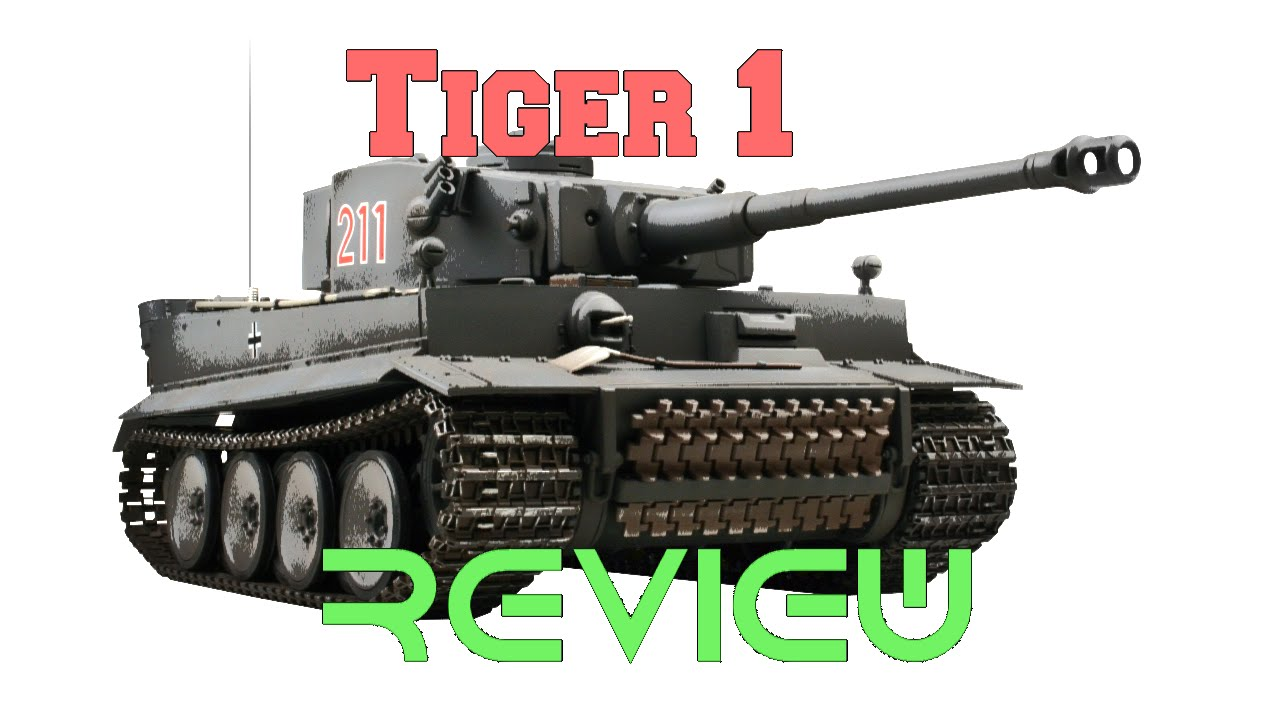 World of Tanks - Tiger 1 [Review] - YouTube