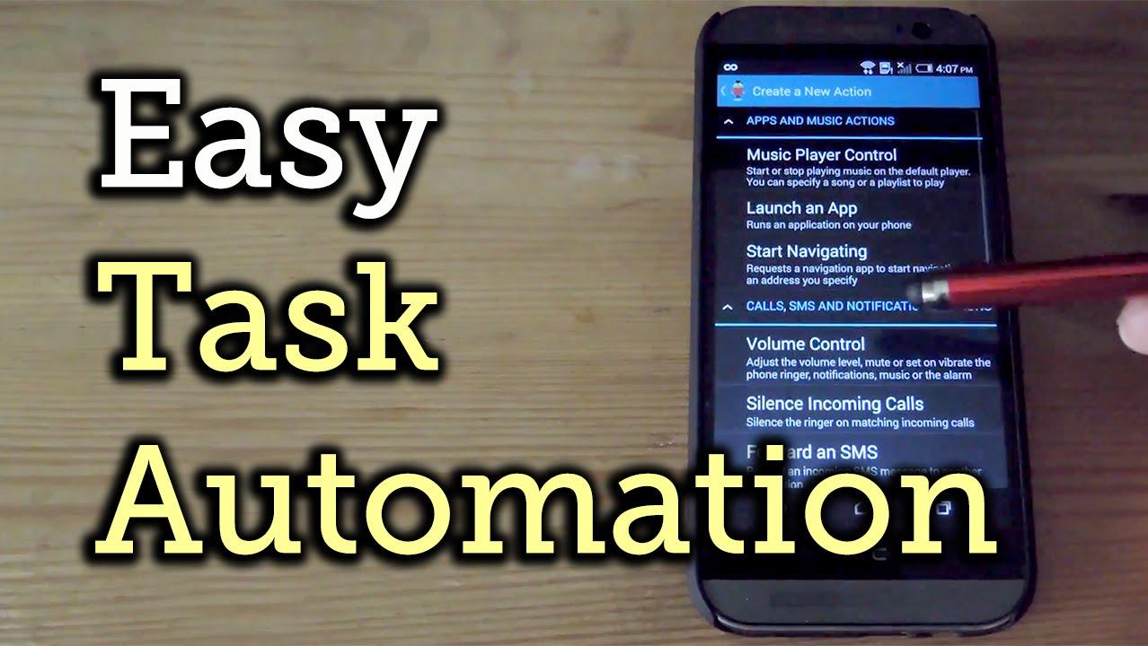 Easily Create Automated Tasks on Android with Condi [How-To]