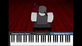 Fighting Gold Roblox Piano Sheet Preuzmi