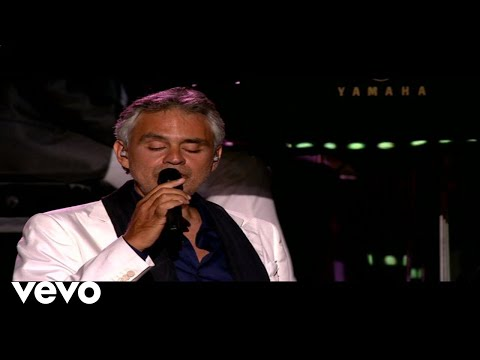Andrea Bocelli  La Vie En Rose ft Edith Piaf