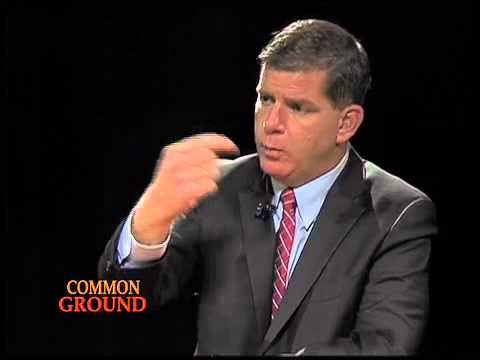 State Representative Marty Walsh - Part 2 (Aug. 20, 2013)