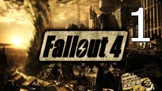 Fallout 4 Walkthrough Part 1 Gameplay Part 1 - Let's Play - Xbox One, Ps4, Pc