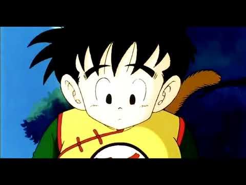 Dragon Ball Z Funny Tiger steals Gohans Hat