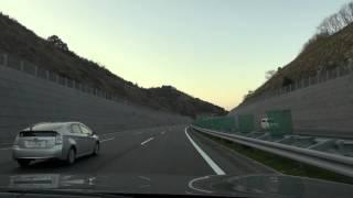 〔神戸淡路鳴門道〕東浦IC⇒垂水JCT 2012 3 15