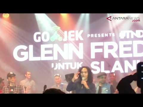 ANTARANEWS - Pujian Slank untuk Konser #TNDMT Glenn Fredly