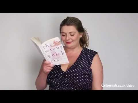 Thumbnail: Bryony Gordon reads an extract from her book, The Wrong knickers