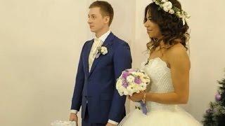 Свадьба Либерж Кпадону и Жени Руднева