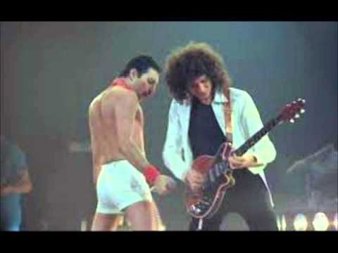 Queen I Want It All Live In Heaven 1991