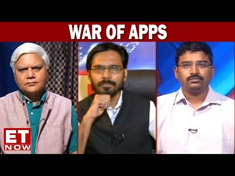 Chhota Bheem vs Big Boss Jibe | India Development Debate | War Of Apps