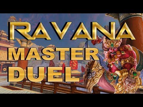 SMITE! Ravana, Yo me tiro como loco a ver que pasa! Master Duel S4 #45