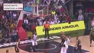Highlights LPB 16/04 Guaros de Lara vs Trotamundos de Carabobo