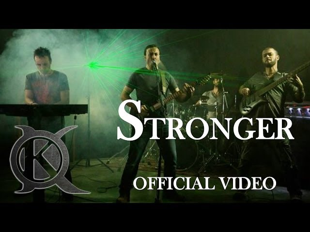Karnya - Stronger [OFFICIAL VIDEO]