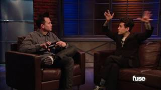 AFI's Davey Havok On His Role In American Idiot On Broadway