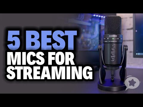 5 Best Mics For Streaming In 2020