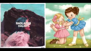 Pacify Her Haunting - Halsey & Melanie Martinez (Mashup)