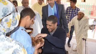 رئيس الاتحاد العربي للمكفوفين يزور مقر الجمعية المغربية للاحتياجات الخاصة بالسمارة