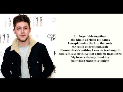 love you goodbye-One Direction(lyrics)