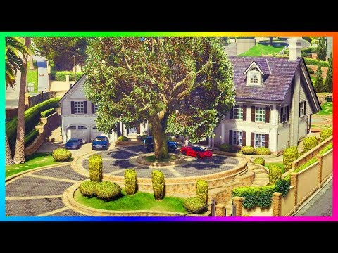 NEW Property Coming In The Next GTA Online DLC? Mansions, Beach Houses, Vehicle Warehouses & MORE!