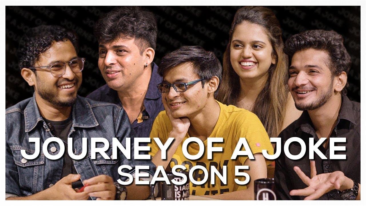 Journey Of A Joke Season 5