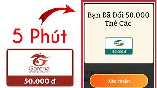 Ứng Dụng Kiếm Thẻ Cào 50k Đơn Giản Nhất 2020 | Kiếm Tiền Online