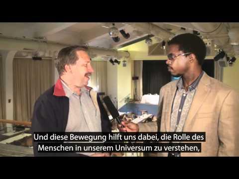 Nach der Konferenz des Schiller-Instituts: Interview mit Sergej Pulinez