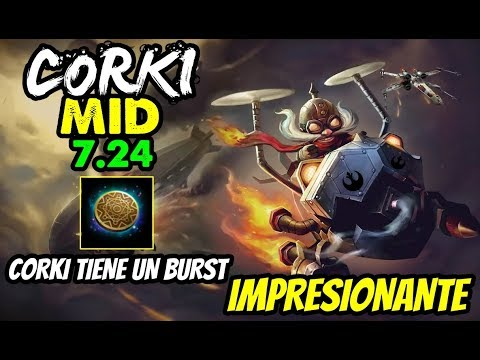 Corki Build   Mid