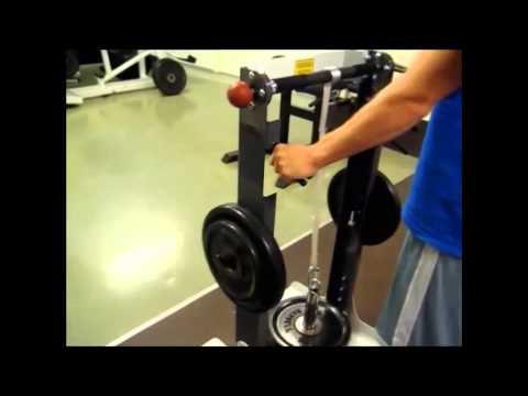 forearms machine
