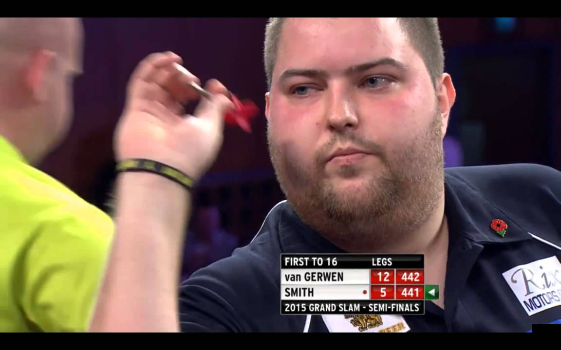 grand slam of darts semi finals